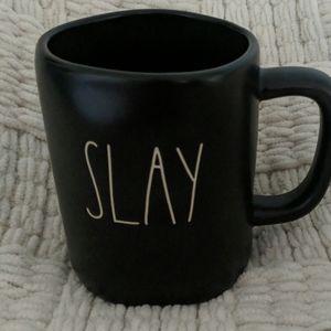☕RAE DUNN SLAY COFFEE MUG NWWOT☕